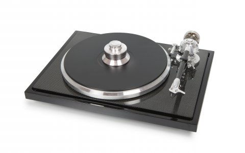 E.A.T C-Major turntable; A new entry level offering from E.A.T. that will satisfy seasoned music lovers who require a high-value-for-money turntable.
