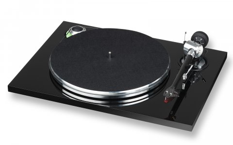 E.A.T. Prelude Turntable - green motor