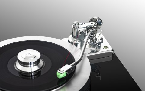 E.A.T. F-Note Tonearm - Press Release