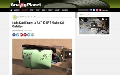 E.A.T. Jo N° 5 review by AnalogPlanet