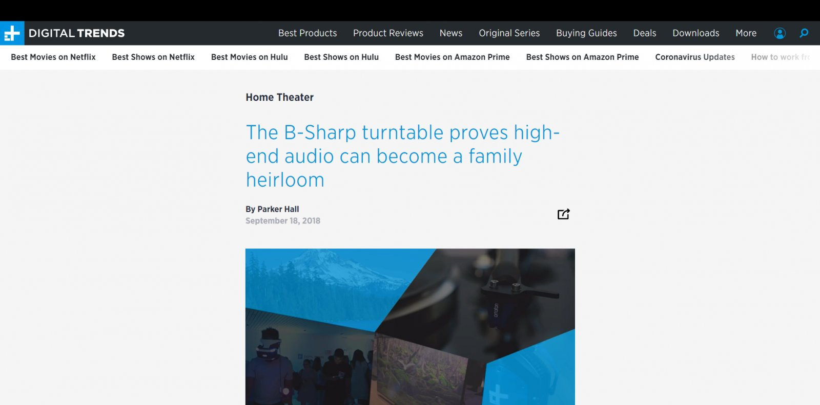E.A.T. B-Sharp review by Digital Trends