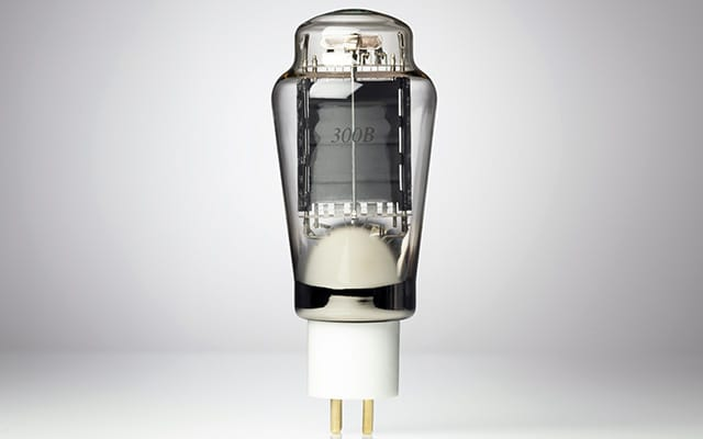 E.A.T. 300B Valve; The ultimate 300B tube.
